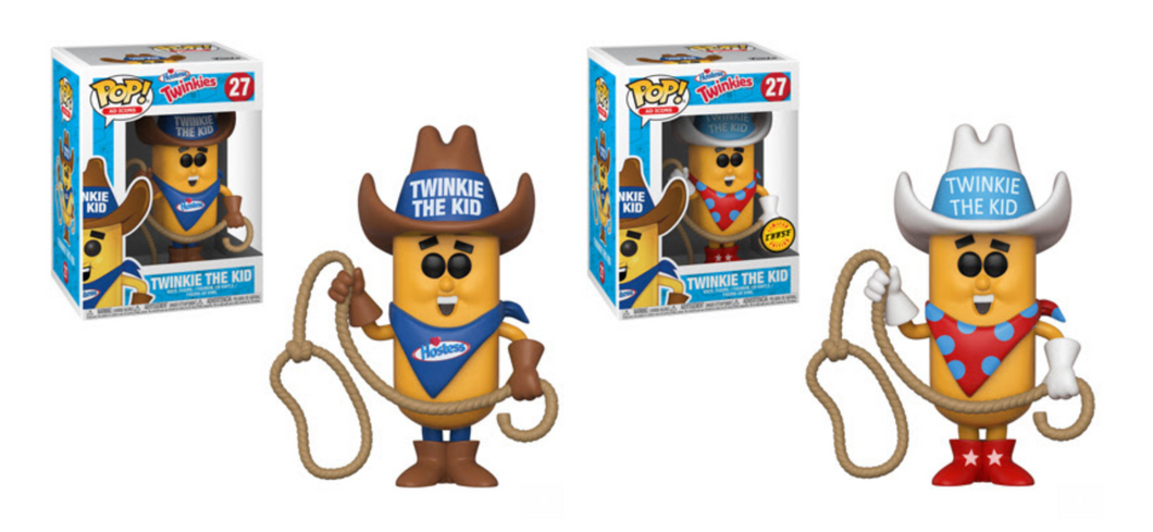 Pop! Ad Icons: Twinkie the Kid w/CHASE!