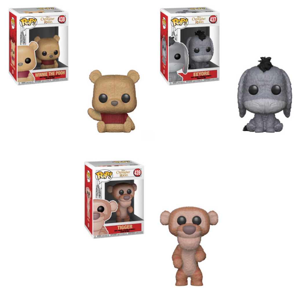 Pop! Disney: Christopher Robin - Bundle