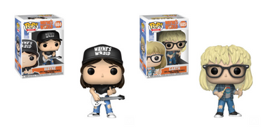 Pop! Movies: Waynes World - Bundle