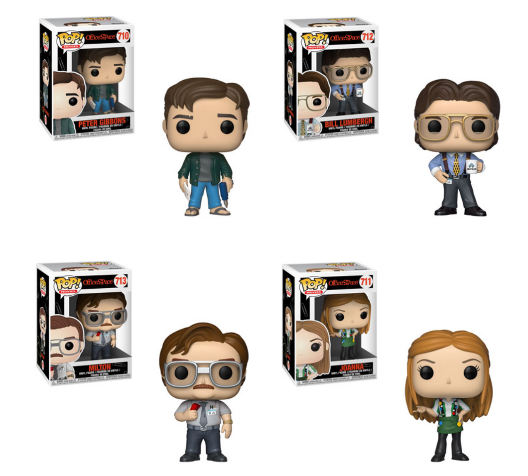 Pop! Movies: Office Space