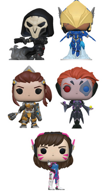 Pop! Games: Overwatch - Singles
