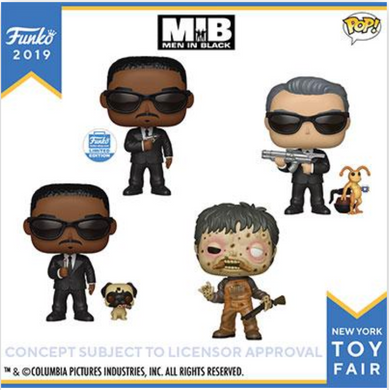Pop! Movies: Men In Black