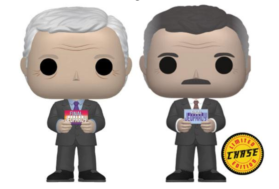 Pop! Television: Jeopardy - Alex Chase Bundle
