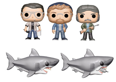 Pop! Movies: Jaws - Bundle