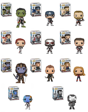 Pop! Marvel: EndGame - BUNDLE