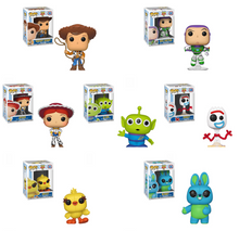 Funko Pop! Disney: Toy Story 4 - SINGLES