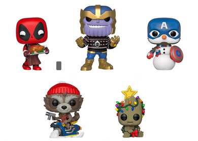 Pop! Marvel Holiday 2019 - BUNDLE