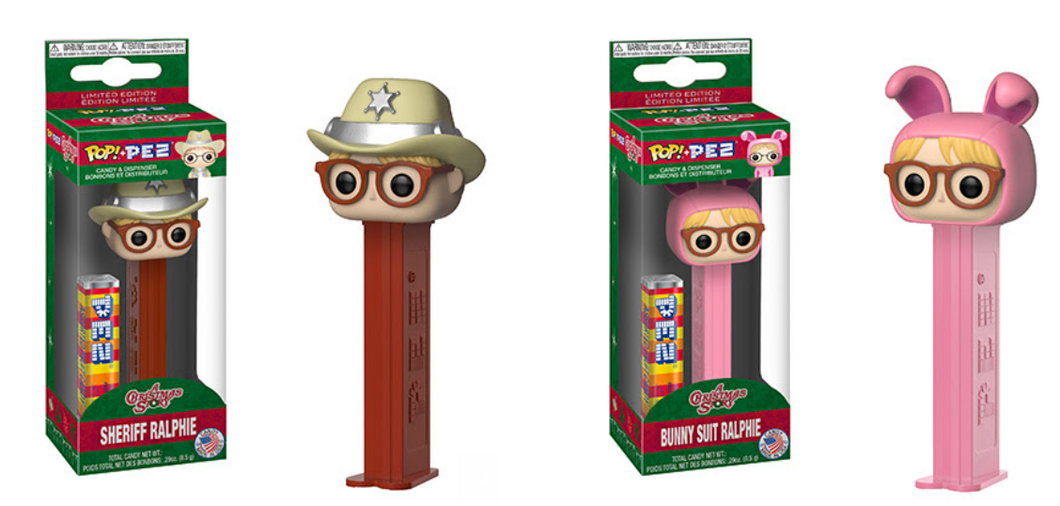 Pop! Pez: A Christmas Story - Ralphie Bundle