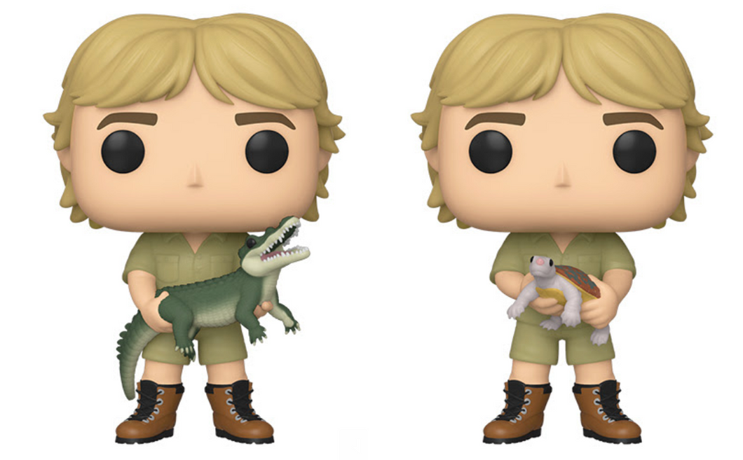 Pop! TV: Crocodile Hunter - Steve Irwin Chase Bundle