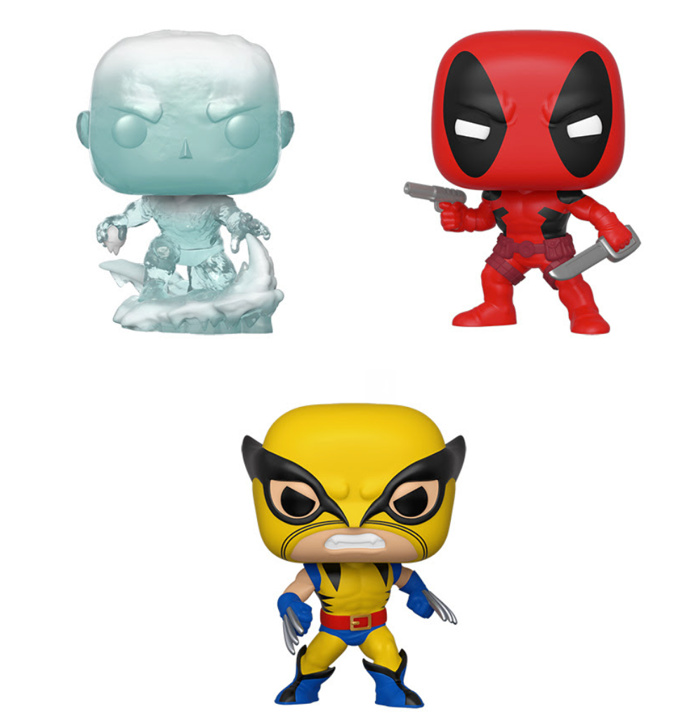 Pop! Marvel 80th First Appearance - BUNDLE