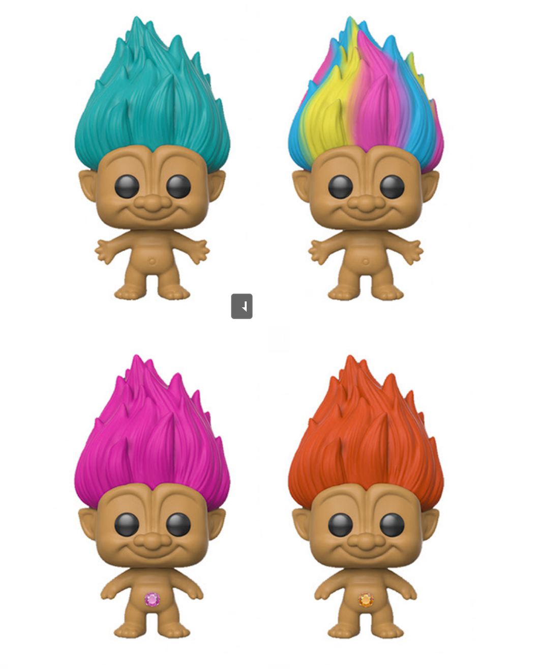 Pop! Trolls - BUNDLE