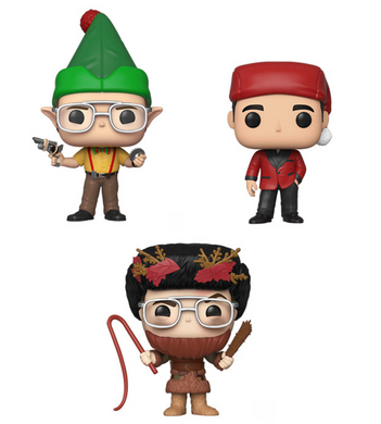 Pop! Television: The Office - Holiday Bundle!