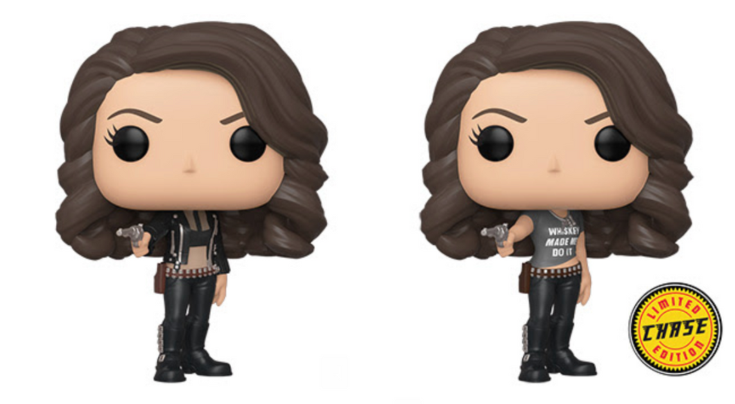 Pop! TV: Wynonna Earp - Chase Bundle