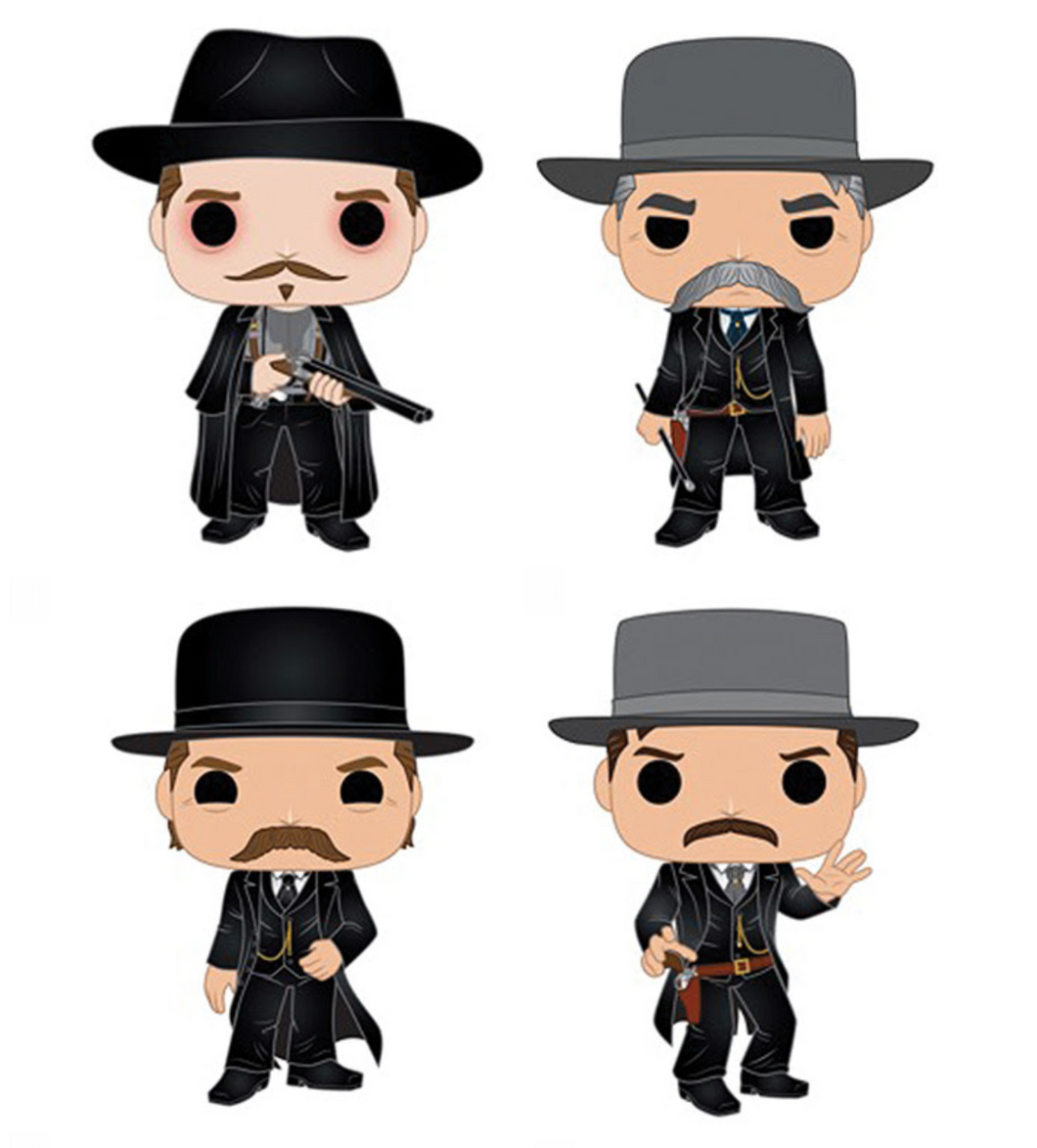 Pop! Movies: Tombstone - BUNDLE