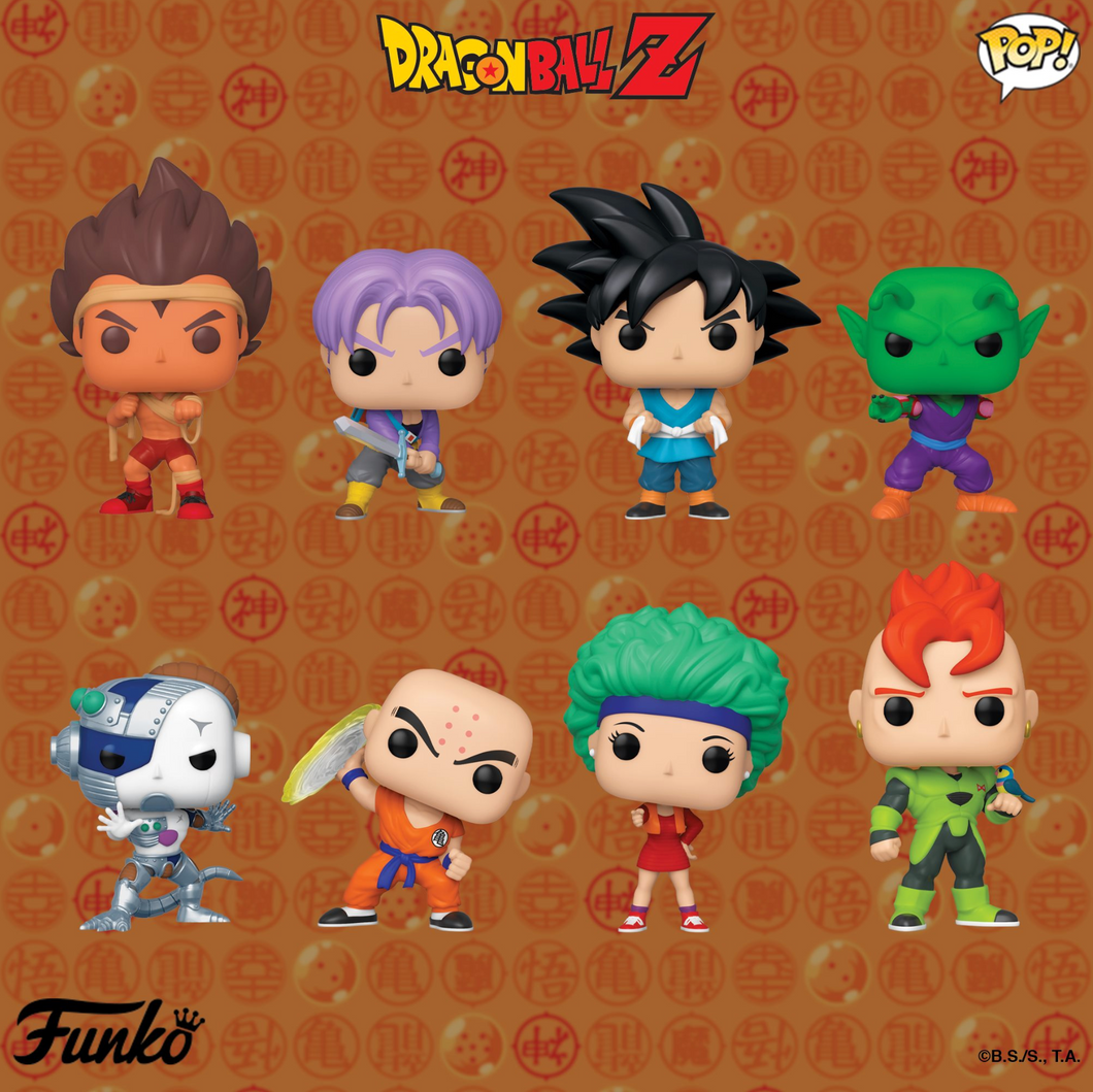 Pop! Animation: Dragon Ball Z - Bundle