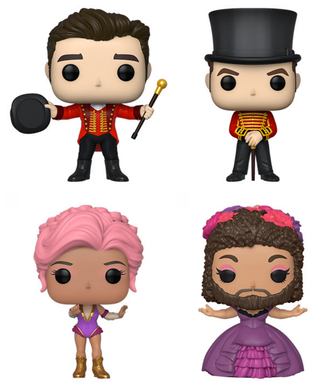 Pop! Movies: The Greatest Showman - Bundle