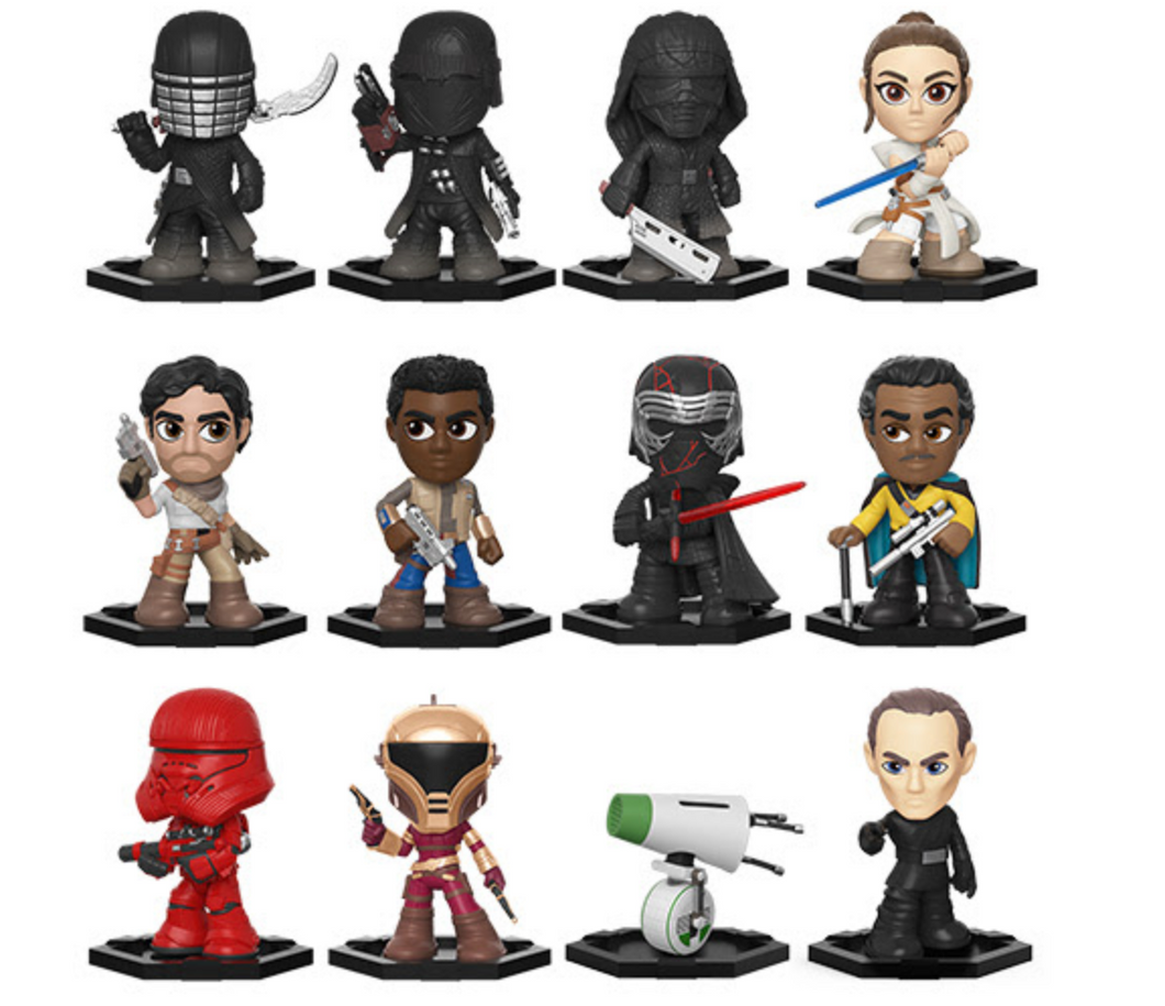Mystery Minis: Star Wars: Rise of Skywalker