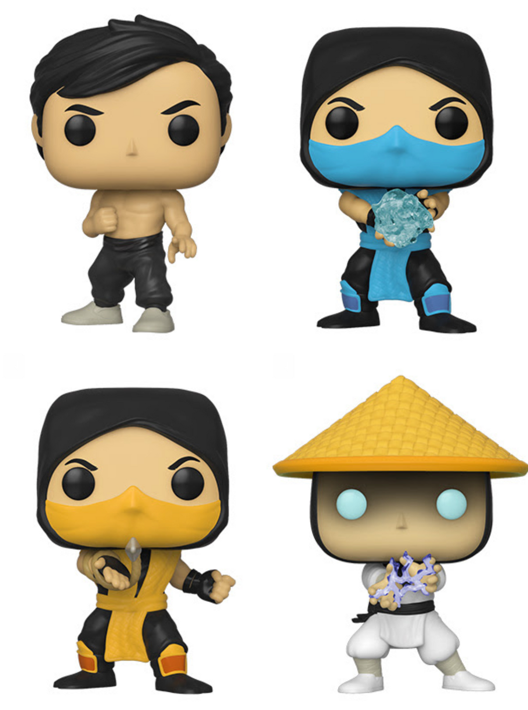 Pop! Games: Mortal Kombat- Bundle