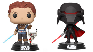 Pop! Star Wars: Fallen Order - Bundle