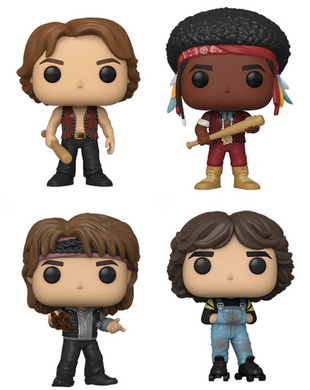 Pop! Movies: The Warriors - Bundle