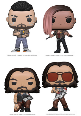 Pop! Games: Cyberpunk 2077