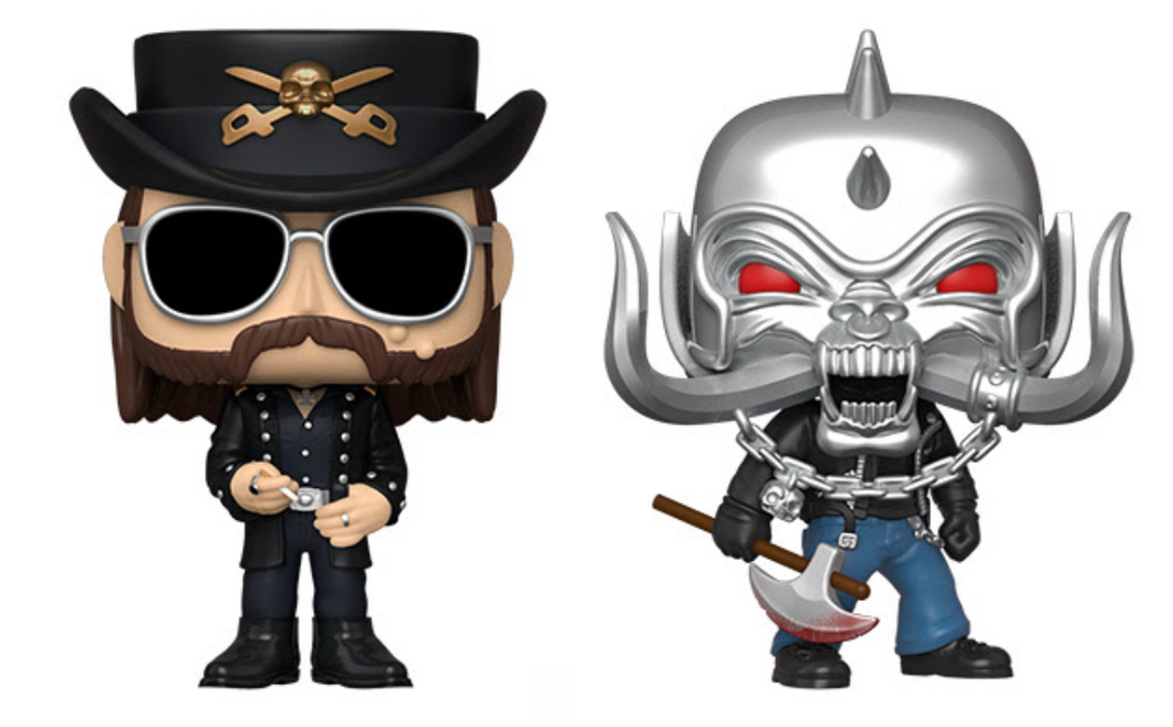 Pop! Rocks: Motorhead