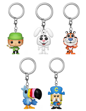 Pop! Keychain: Ad Icons
