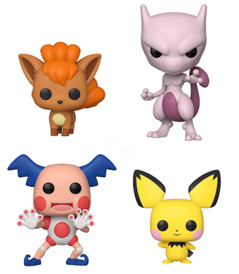 Pop! Games: Pokemon S2
