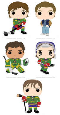 Pop! Movies: The Mighty Ducks