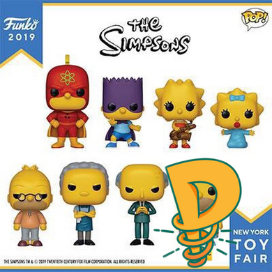 Pop! Animation: The Simpsons SINGLES