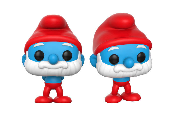 Pop! Animation: Smurf's - PAPA SMURF