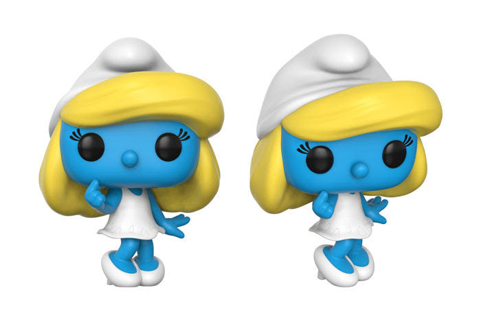 Pop! Animation: Smurf's - SMURFETTE