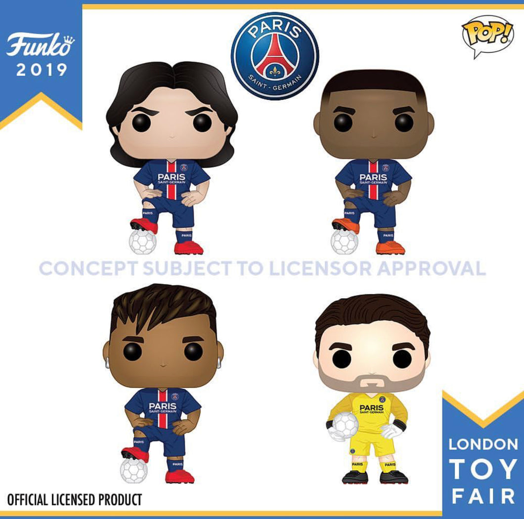Pop! Sports: Soccer - PSG Bundle