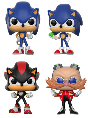 Pop! Games: Sonic - BUNDLE
