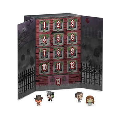 Pop! Horror: 13 Day Spooky Calendar
