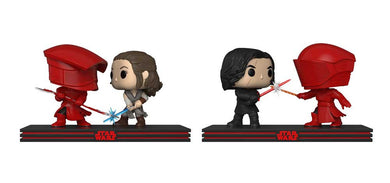 Pop! Star Wars: The Last Jedi Wave 2 - Movie Moment