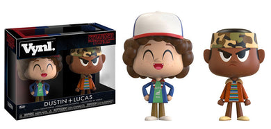 Vynl: Stranger Things - DUSTIN & LUCAS