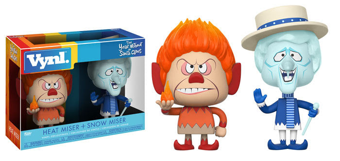 Vynl: Year Without Santa Claus - HEAT MISER and SNOW MISER