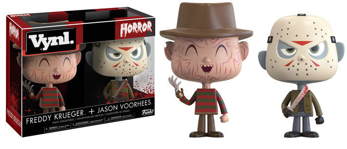 VYNL: Movies - JASON & FREDDY
