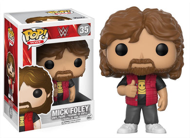 Pop! WWE: WWE - MICK FOLEY