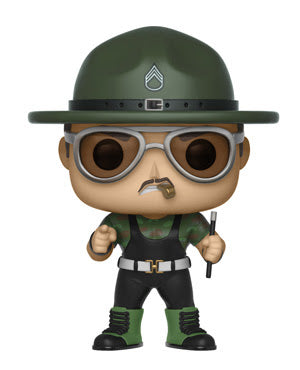 Pop! WWE: S8- Sgt. Slaughter