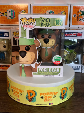 Pop! Animation: Yogi Bear