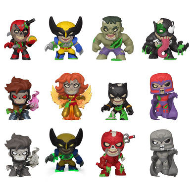 Mystery Mini: Marvel Zombies (Specialty Series)