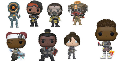 Pop! Games: Apex Legends - Singles