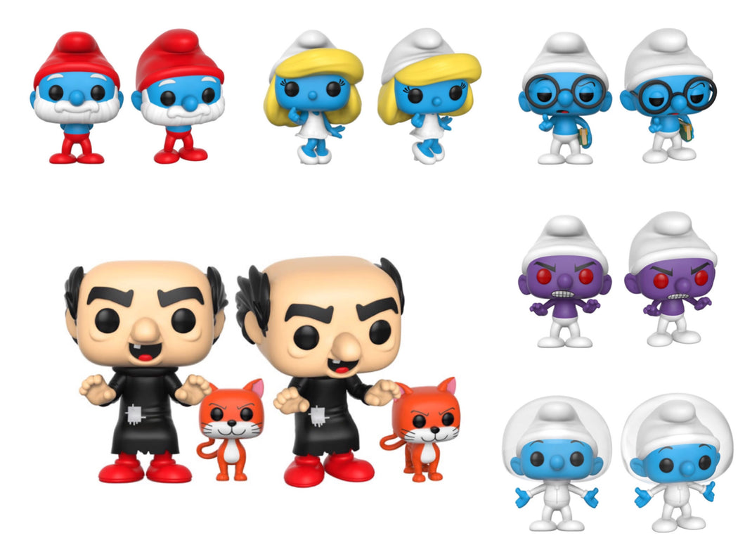 Pop! Animation: SMURF'S BUNDLE