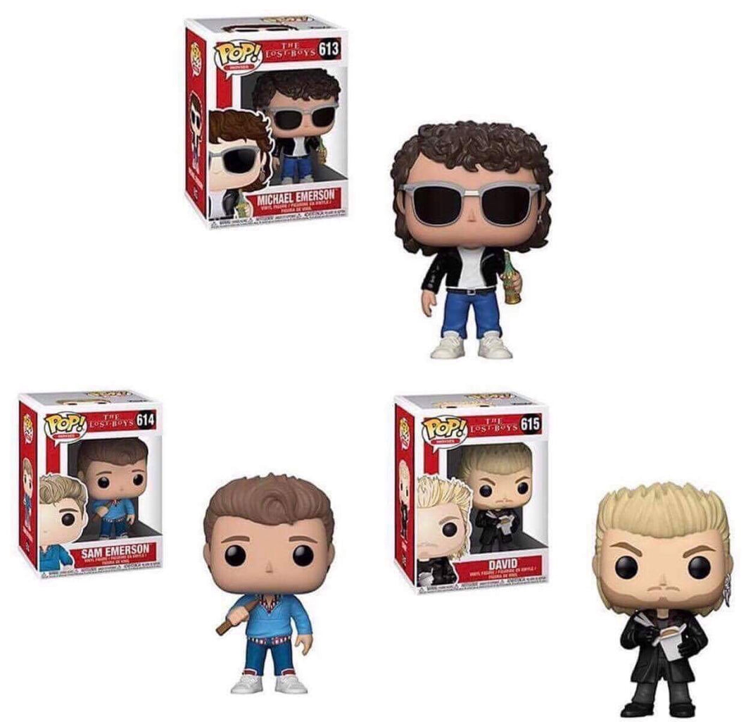 Pop! Movies: The Lost Boys - Bundle