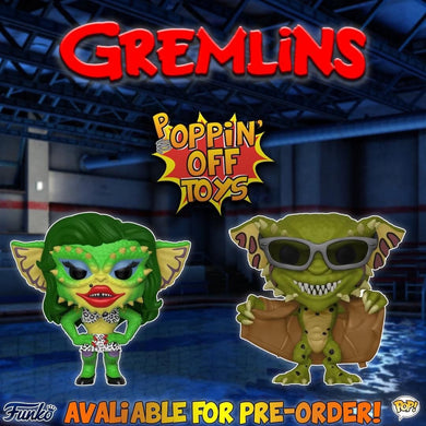 Pop! Movies: Gremlins - Bundle