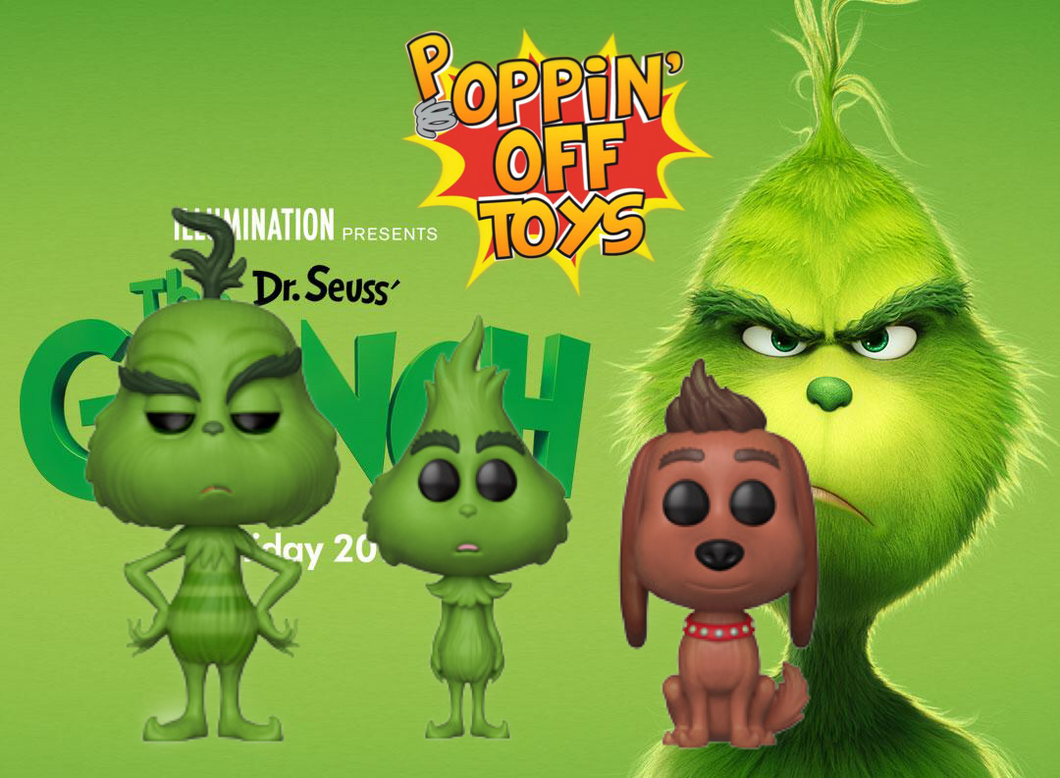 Pop! Movies: The Grinch
