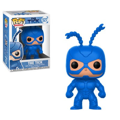 Pop! Television: The Tick