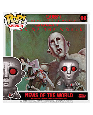 Pop! Album: Queen News of the World